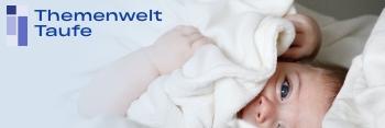 Banner für https://taufe.bayern-evangelisch.de